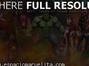 Bluefin Distribution anuncia estatuas tamaño real personajes películas Marvel Studios