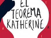 Reseña: teorema Katherine