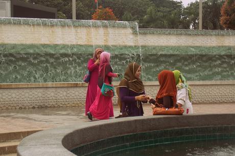 mujeres Malasia