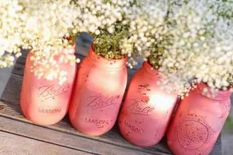 Ideas para decorar tu boda en color coral