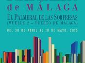Feria Libro Málaga 2015.
