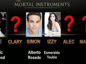 Confirmado actor Simon Shadowhunters