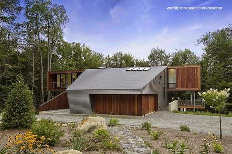 Casas modernas y contemporáneas de Estados Unidos.