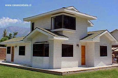 Modelos de casas prefabricadas en chile paperblog - Modelos casa prefabricadas ...