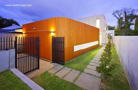 32 im genes de fachadas de casas modernas paperblog - Giardini case moderne ...