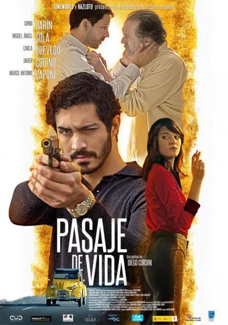 Tráiler y afiche de #PasajeDeVida. Estreno en cines de #Argentina, Jueves 21 de Mayo de 2015