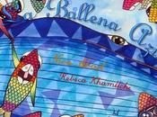 periodista Nico Abad ilustradora Rebeca Khamlichi presentan primer cuento Ballena Azul'
