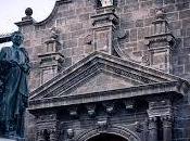 Simbología masónica retablo mayor iglesia Salvador Santa Cruz Palma