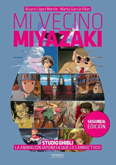 Un Calcifer azul, renovación HD de un clásico, Ghibli en multipantalla y Totoro everywhere