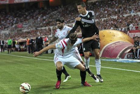 Crónica Sevilla FC 2 Vs Real Madrid 3