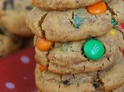 Monster Cookies, M&Ms Chips Chocolate