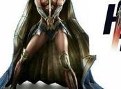 Arte conceptual #WonderWoman tráiler para #BatmanVsSuperman