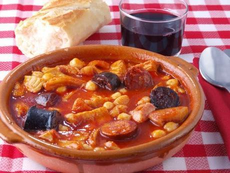 2320.- Con M de Madrid, gastronomía madrileña
