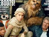 """""""star wars: despertar fuerza"""": portada esclusiva especial detras camaras desde revista vanity fair"""
