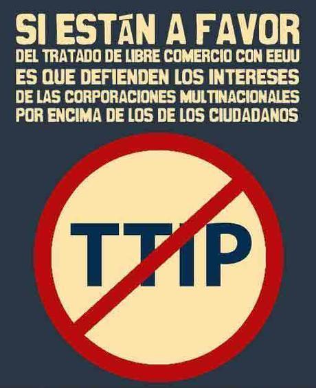 El TTIP afecta gravemente a la ecología