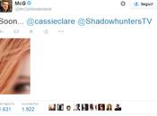 ¡Rumor! Katherine McNamara podría interpretar Clary Fray