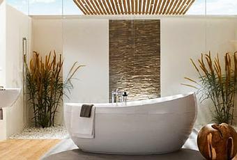Cómo decorar un baño con estilo natural? - Paperblog