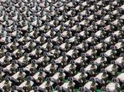 Nuevo récord Guinness para masaje facial China