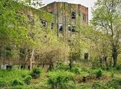 Lugares abandonados antes llenos vida.