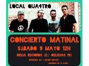 Local Qua4tro Delia Records