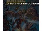 Primer vistazo Armor Wars