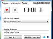 Grabacion videollamada Skype
