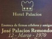 Enoturismo Rioja (I): Hotel Palacios