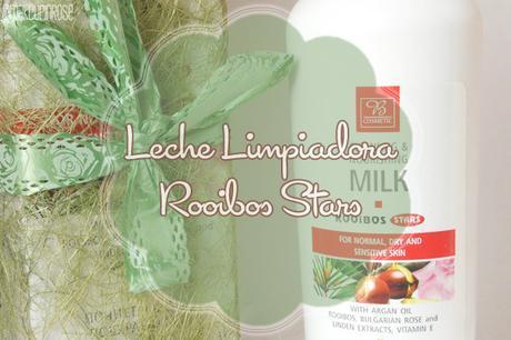 LECHE LIMPIADORA ROOIBOS STARS