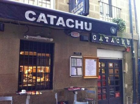 Restaurante Catachu en Pamplona