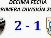 Colón:2 Atlético Rafaela:1 (Fecha 10°)