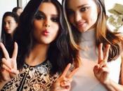 Miranda Kerr Selena Gomez, fiesta LouisVuitton
