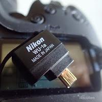 Wifi Nikon WU-1A para D7100