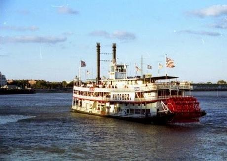 Las elecciones y el río Mississippi. Viernes misisipiano.