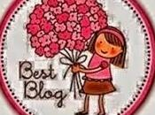 Nominada premio Best Blog