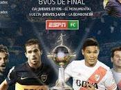 River Plate Boca Juniors Vivo, Copa Libertadores