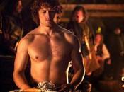 "problema ""perfección"" Jamie Fraser, galán Outlander"