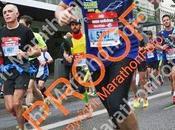 maratón, algo 42,195 kilómetros