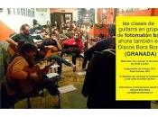 Fotomatón exporta clases guitarra Granada