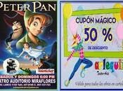 "#Teatro #Oferta ""Peter Pan"""