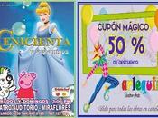 """#Teatro #Oferta """"Cenicienta amigos: Doki Peppa Pig"""""""