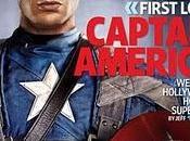 Primera foto chris evans como capitán américa