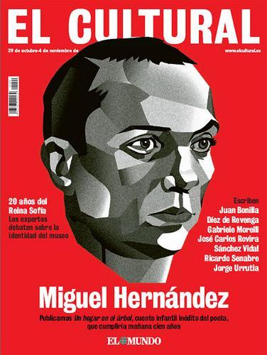 Miguel Hernández y sus últimos inéditos en El Cultural.