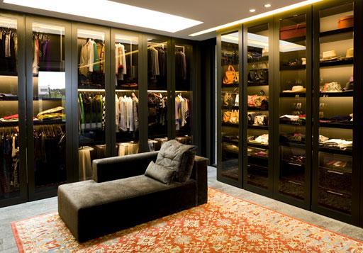 Baños Lujo Vestidores:Master Dressing Room