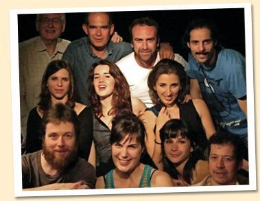 Curtidores de Teatro y La Leonera  en un mismo proyecto