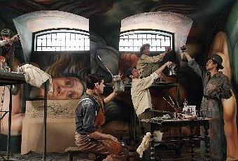 55 seminci s ptima jornada viii 39 el mural 39 arte y for El mural de siqueiros pelicula