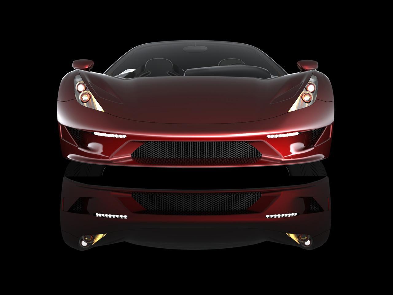 TranStar Racing Dagger GT - Realidad o ciencia ficción