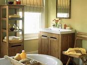 Decorar baños rústicos