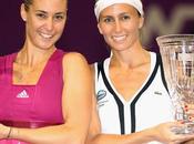 Championships: Dulko Pennetta reinas dobles