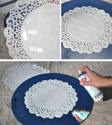 Decorar un espejo rom ntico paperblog for Como decorar un espejo sin marco