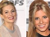 Parecidos razonables: Sienna Miller Molly King